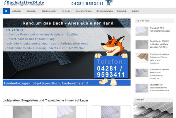 Dachplatten24.de