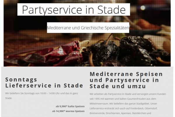 Stader Partyservice