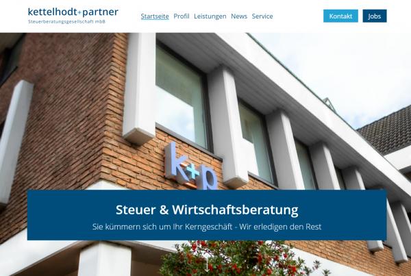 kettelhodt+partner Steuerberatungsgesellschaft mbB