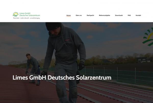 Limes GmbH Deutsches Solarzentrum