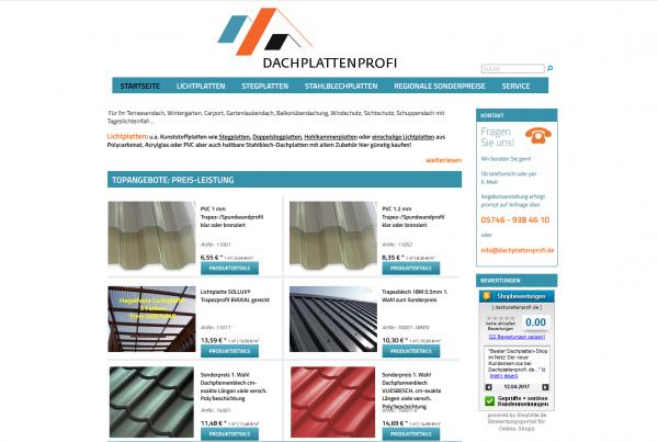 Dachplattenprofi.de